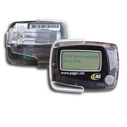 4 Line Alpha Pager Wrist Band For Lrs Pagers
